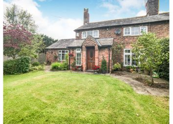 Thumbnail 3 bed semi-detached house for sale in Chelford Road, Holmes Chapel