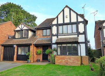 Thumbnail 5 bed detached house for sale in Hill House Gardens, Stanwick, Northamptonshire