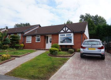 Thumbnail 3 bed semi-detached bungalow for sale in Camrose Close, Runcorn