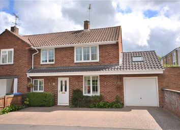 Thumbnail 3 bed end terrace house for sale in Hart Close, Bracknell, Berkshire