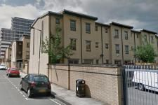 Thumbnail 1 bed flat to rent in Ashton Street, Poplar, London