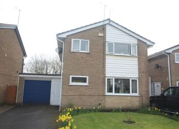 Thumbnail 4 bedroom detached house for sale in Plover Close, Bamford, Rochdale