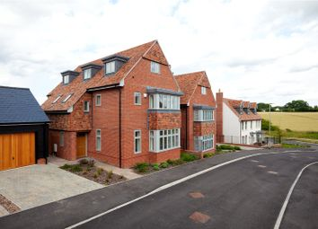 Thumbnail 4 bed detached house for sale in The Limes, 16 Gillon Way, Radwinter, Saffron Walden