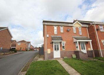 Thumbnail 1 bed terraced house for sale in Marston Moor, Dussindale, Norwich