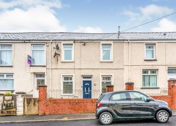 Thumbnail 3 bed terraced house for sale in Picton Street, Nantyffyllon, Maesteg