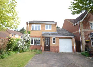 Thumbnail 3 bed detached house for sale in Thorpe Marriott, Norwich