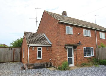 Thumbnail 3 bed semi-detached house for sale in Harewood, Docking, King's Lynn