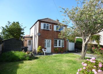 Thumbnail 3 bed detached house for sale in St. Hilarys Drive, Deganwy, Conwy