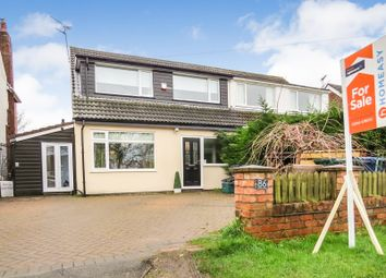 Thumbnail 3 bed semi-detached house for sale in Circular Drive, Chester, Cheshire