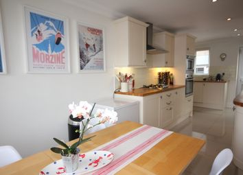 Thumbnail 3 bed detached bungalow for sale in Woodlands Drive, Colsterworth, Grantham