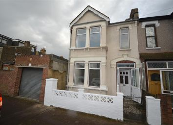 Thumbnail 4 bed end terrace house to rent in Lathom Road, London