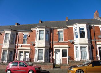 Thumbnail 4 bedroom terraced house for sale in Ellesmere Road, Benwell, Newcastle Upon Tyne