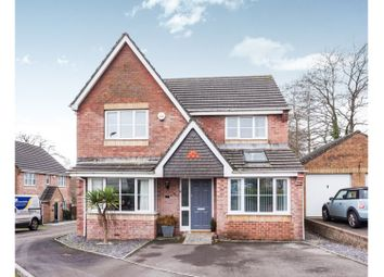 Thumbnail 4 bedroom detached house for sale in Sunnymead Close, Townhill
