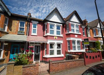 Thumbnail 3 bedroom terraced house for sale in Belle Vue Road, London