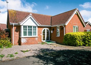 Thumbnail 2 bed detached bungalow for sale in Cawood Close, March