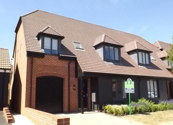 Thumbnail 4 bed semi-detached house to rent in Portland Close, Andover