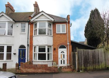 Thumbnail 3 bed end terrace house for sale in Nelson Road, Wanstead