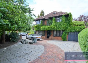 Thumbnail 5 bed detached house for sale in The Vale, Southgate, London
