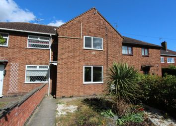 Thumbnail 2 bed terraced house to rent in West Glebe Road, Corby