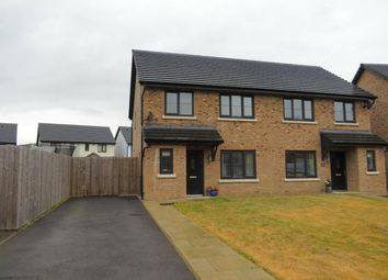 Thumbnail 3 bed semi-detached house for sale in Sonnets Way, Cockermouth, Cumbria