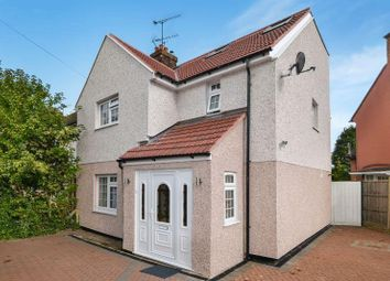 Thumbnail 5 bedroom end terrace house for sale in The Harebreaks, Watford, Herts