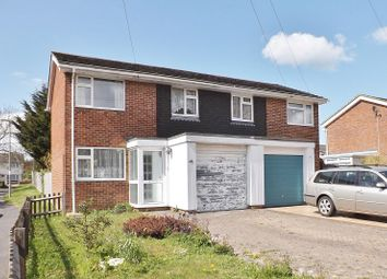 Thumbnail 3 bed property for sale in Norset Road, Fareham, Hampshire