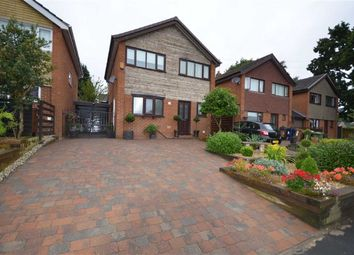Thumbnail 3 bed link-detached house for sale in Wood Crescent, Stone