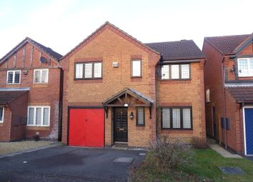Thumbnail 4 bed detached house to rent in Ravencroft, Bicester, Oxfordshire
