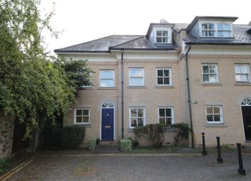 Thumbnail 4 bed end terrace house for sale in Flower Street, Cambridge