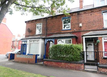 Thumbnail 3 bed terraced house for sale in Victoria Avenue, Leeds, West Yorkshire