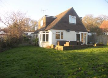 Thumbnail 3 bed bungalow to rent in Old Lane Gardens, Cobham