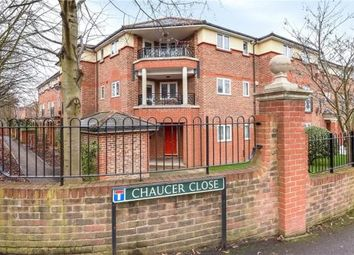 Thumbnail 3 bed flat for sale in Chaucer Close, Windsor, Berkshire