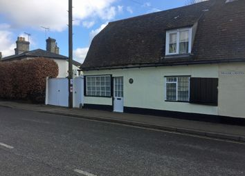 Thumbnail 2 bedroom cottage for sale in The Street, East Bergholt, Colchester