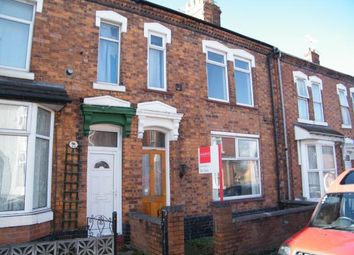 Thumbnail 2 bed terraced house for sale in Walthall Street, Crewe, Cheshire
