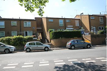 Thumbnail 4 bed town house to rent in Langsett Crescent, Sheffield