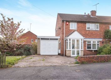 Thumbnail 3 bed semi-detached house for sale in Kinfare Rise, Upper Gornal
