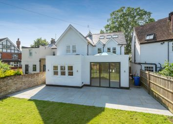 Thumbnail 5 bed detached house for sale in Queens Road, Datchet, Slough, Berkshire