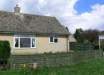 Thumbnail 2 bed bungalow to rent in Orchard Close, Salford, Chipping Norton