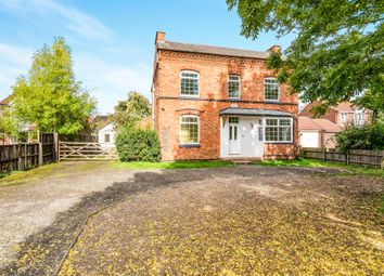 Thumbnail 3 bedroom detached house for sale in Warren Drive, Thurmaston, Leicester