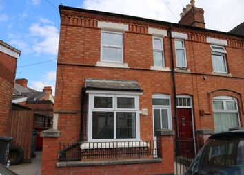 Thumbnail 3 bedroom end terrace house for sale in Bridge Road, North Evington