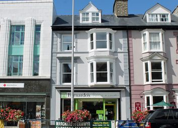 Thumbnail 1 bedroom flat to rent in Flat 2 North Parade, Aberystwyth