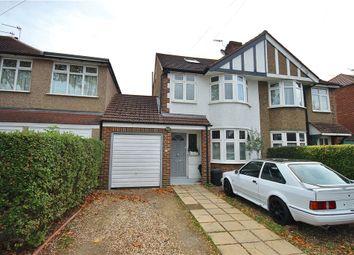 Thumbnail 4 bed semi-detached house for sale in Waverley Avenue, Twickenham