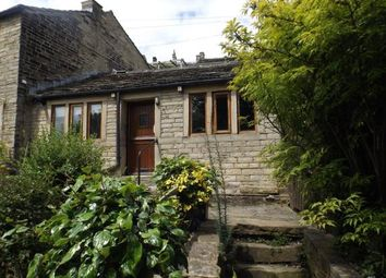 Thumbnail 1 bedroom bungalow for sale in Kiln Brow, Golcar, Huddersfield, West Yorkshire