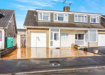 Thumbnail 3 bed semi-detached house for sale in West Park Drive, Porthcawl, Bridgend