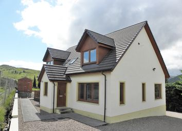 Thumbnail 5 bed detached house for sale in Perth Place, Fort William