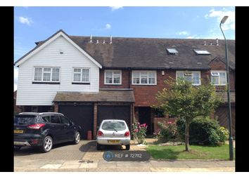 Thumbnail 3 bed semi-detached house to rent in Cottage Field Close, Sidcup