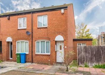 Thumbnail 2 bed end terrace house for sale in Cardine Mews, London