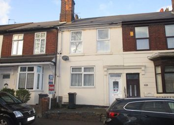 Thumbnail 3 bed terraced house for sale in Brunswick Park Road, Wednesbury