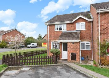 Thumbnail 2 bed semi-detached house for sale in Bagshot, Surrey