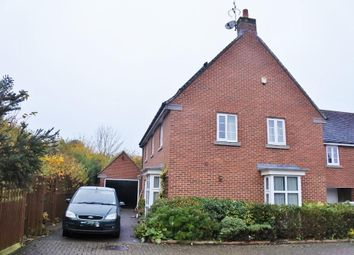 Thumbnail 4 bed detached house for sale in Englefield Way, Basingstoke